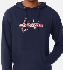 Washington Capitals 2018 Stanley Cup Champs in Caps font Lightweight Hoodie 85b22ba81