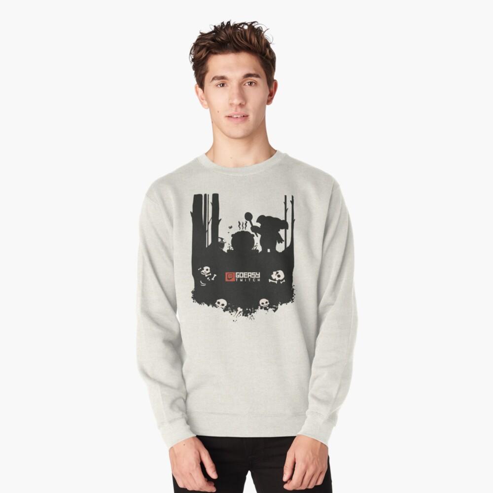 GoEaSyTwitch Rusterella Edition Pullover Sweatshirt