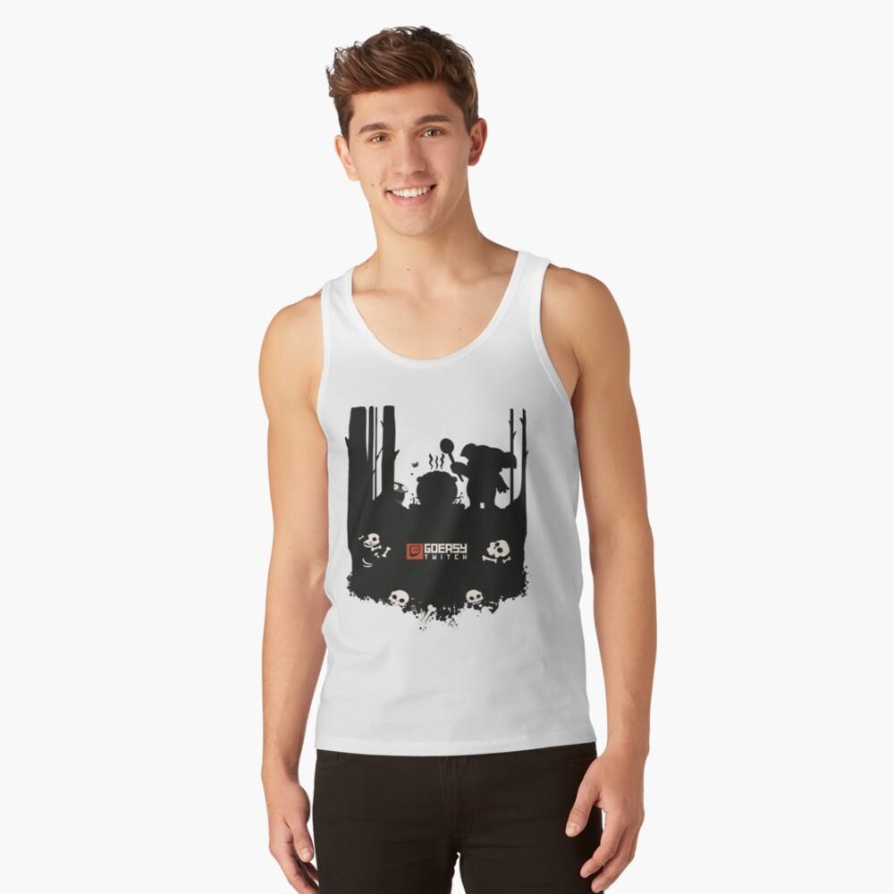 GoEaSyTwitch Rusterella Edition Tank Top