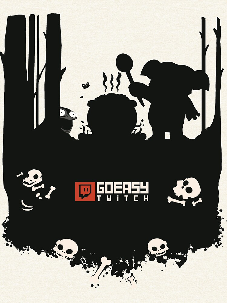 GoEaSyTwitch Rusterella Edition by GoEaSyTwitch
