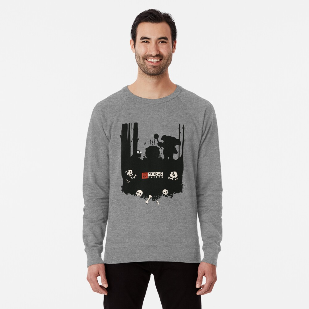 GoEaSyTwitch Rusterella Edition Lightweight Sweatshirt