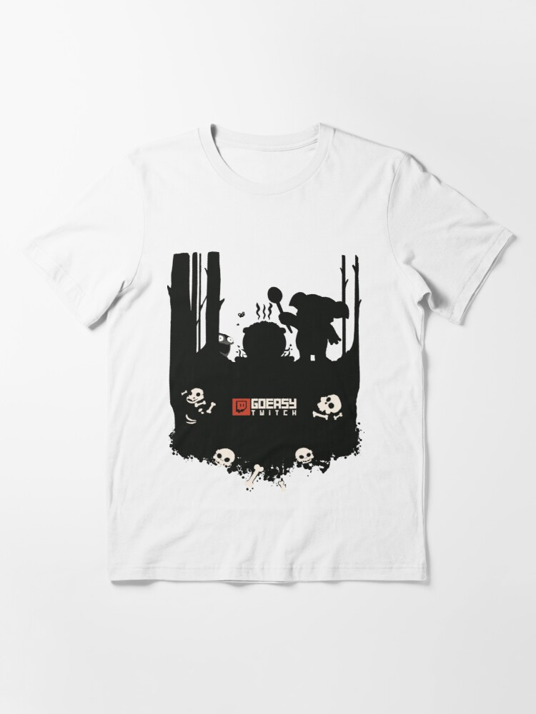 Alternate view of GoEaSyTwitch Rusterella Edition Essential T-Shirt