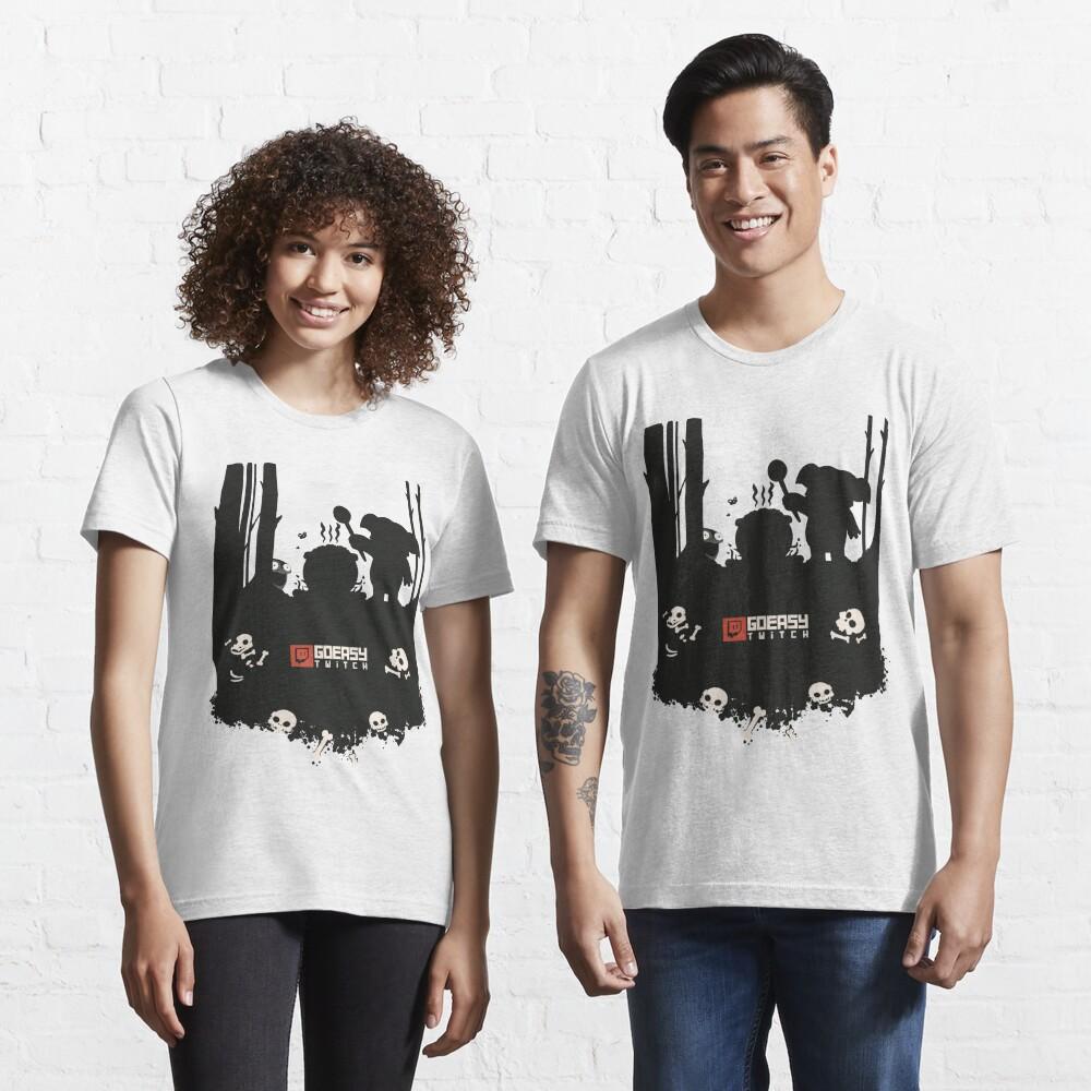 GoEaSyTwitch Rusterella Edition Essential T-Shirt