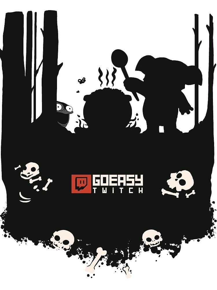 GoEaSyTwitch Rusterella Edition by GoEaSyTwitch