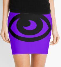 pokemon psycho eye Mini Skirt
