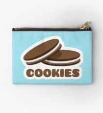 Cookies Zipper Pouch