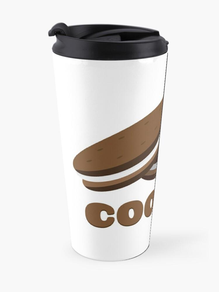 Alternate view of Cookies Travel Mug