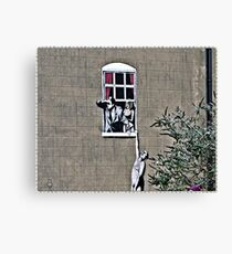 """""""Hanging out"""" Canvas Print"""