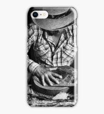 Cuban Cigar Maker iPhone Case/Skin