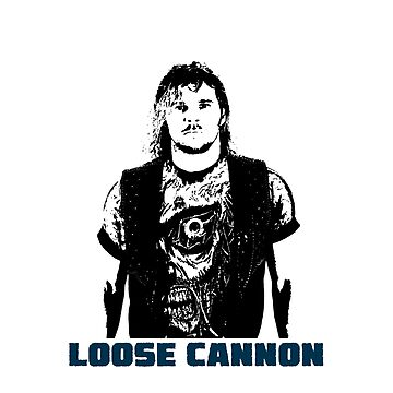 Brian Pillman Loose Cannon by DHink182
