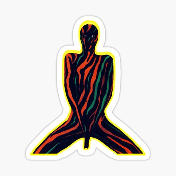 A Tribe Called Quest Midnight Marauders Sticker