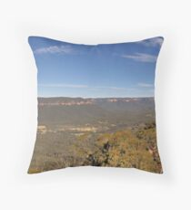 Megalong Throw Pillow