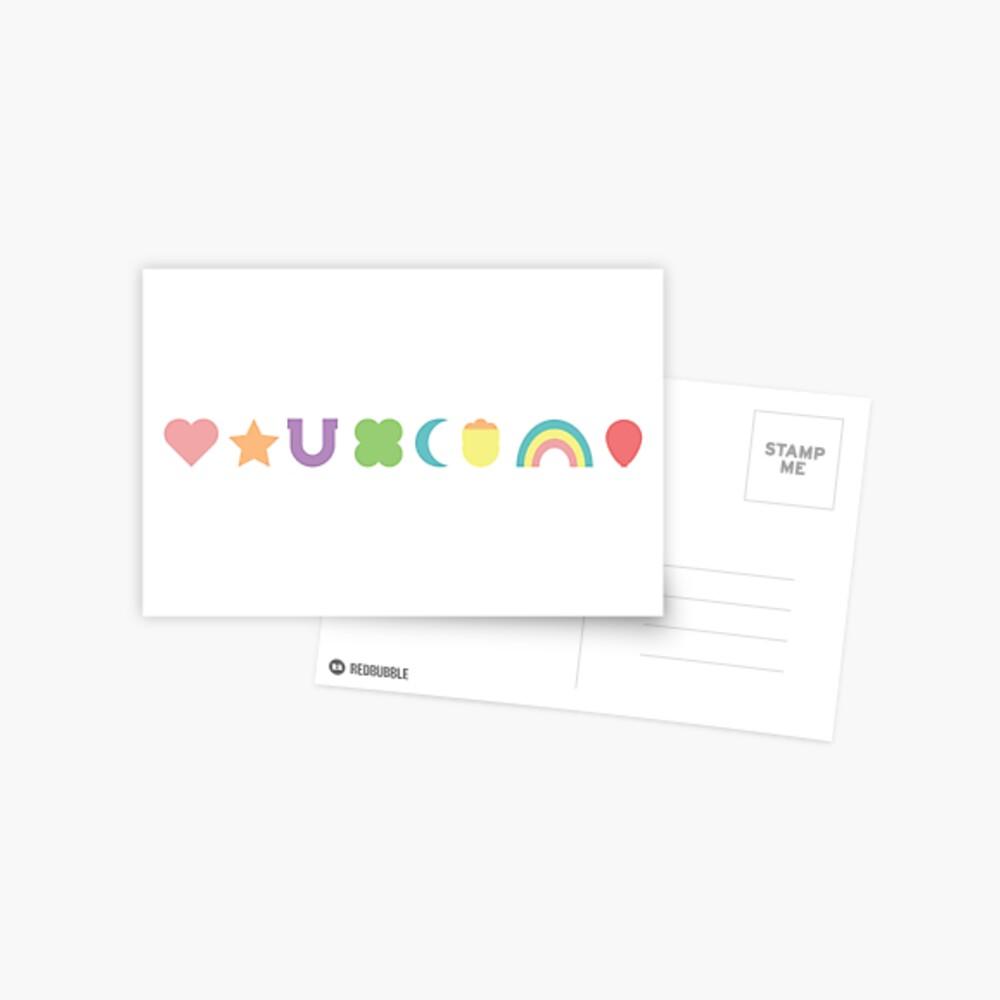 Lucky Charms Postcard
