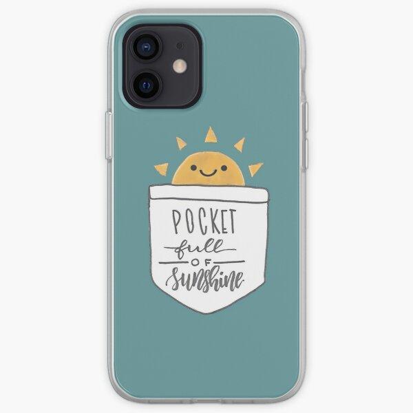 Pocket Full of Sunshine iPhone Soft Case
