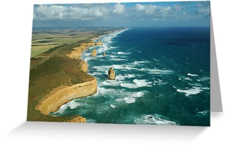 The Apostles From Above by John  Kowalski