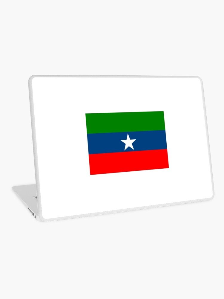 Flag of Ogaden National Liberation Front | Laptop Skin