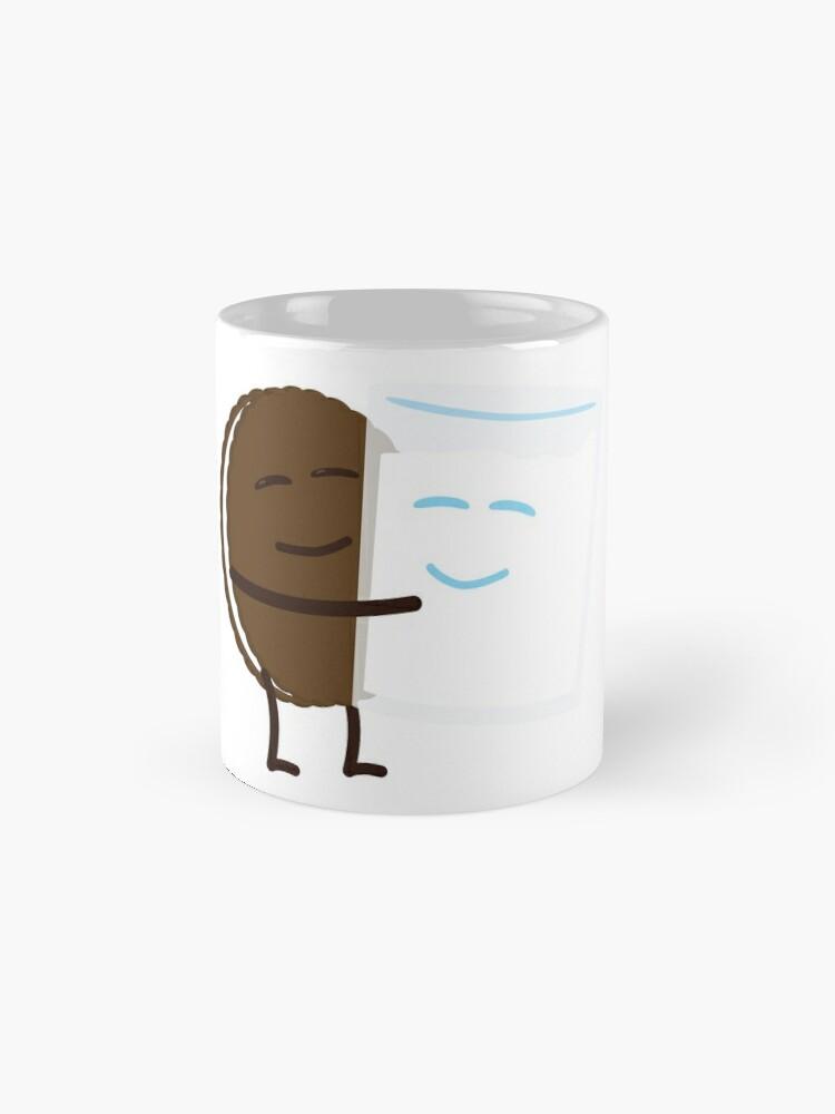 Alternate view of True Friendship Mug