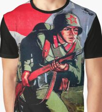 FOR THE MOTHERLAND, FOR HONOUR, FOR FREEDOM! Graphic T-Shirt