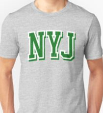 New York Football Green Team  Unisex T-Shirt