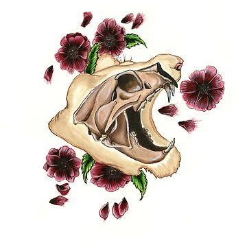 Lion Head by OliviaRains