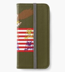 USA Family iPhone Wallet/Case/Skin