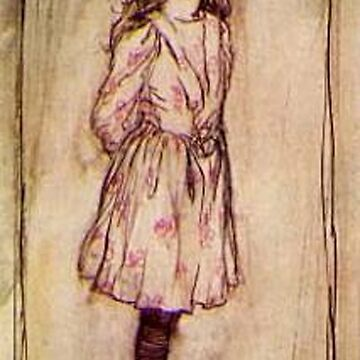 Alice in Wonderland - Arthur Rackham by Geekimpact