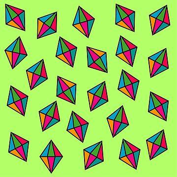 DIAMOND PATTERN by MallsD