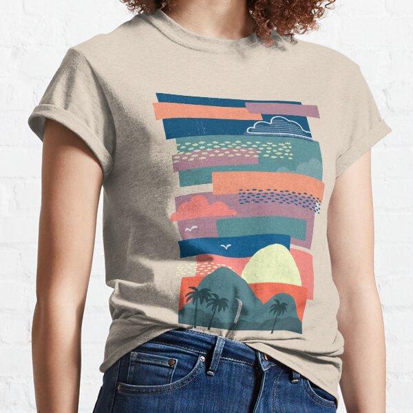 Tropical Skies Classic T-Shirt