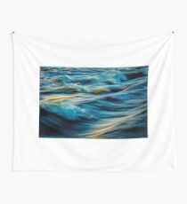 Flow H2O Wall Tapestry