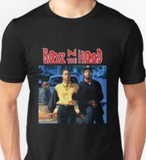 Camiseta unisex Chavales en el barrio