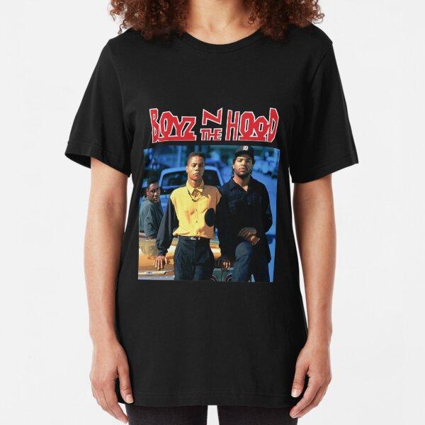 Boyz N The Hood Slim Fit T-Shirt