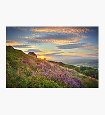 Surprise View Sunset Photographic Print