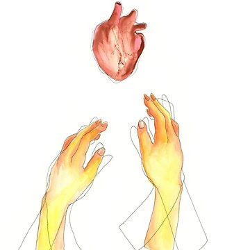 Love Reaching by OliviaRains