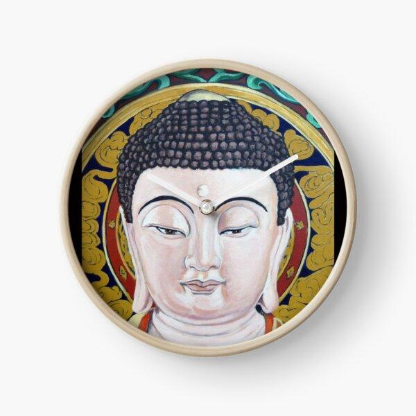 Goddess Tara Clock