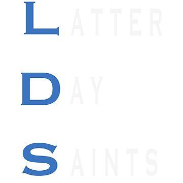 LDS Latter-day Saints mormon design by jhussar