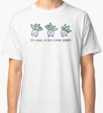 Camiseta clásica Un poco extraño