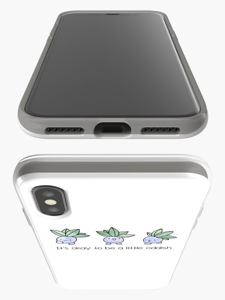 Alternative Ansicht von Ein kleiner Oddish iPhone-Hüllen & Cover