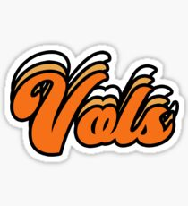 Retro Vols Sticker