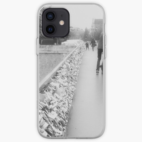 Lovers and Locks iPhone Soft Case