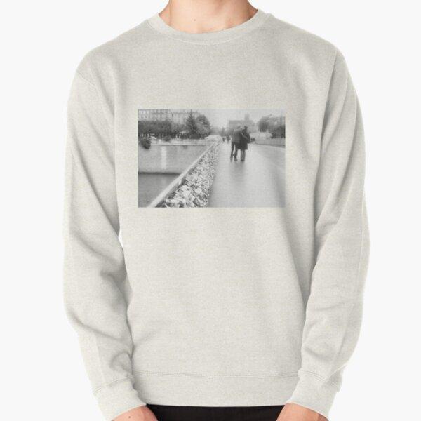 Lovers and Locks Pullover Sweatshirt