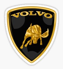 Volvo Moose Lamborghini Sticker