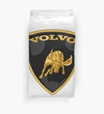 Volvo Moose Lamborghini Duvet Cover