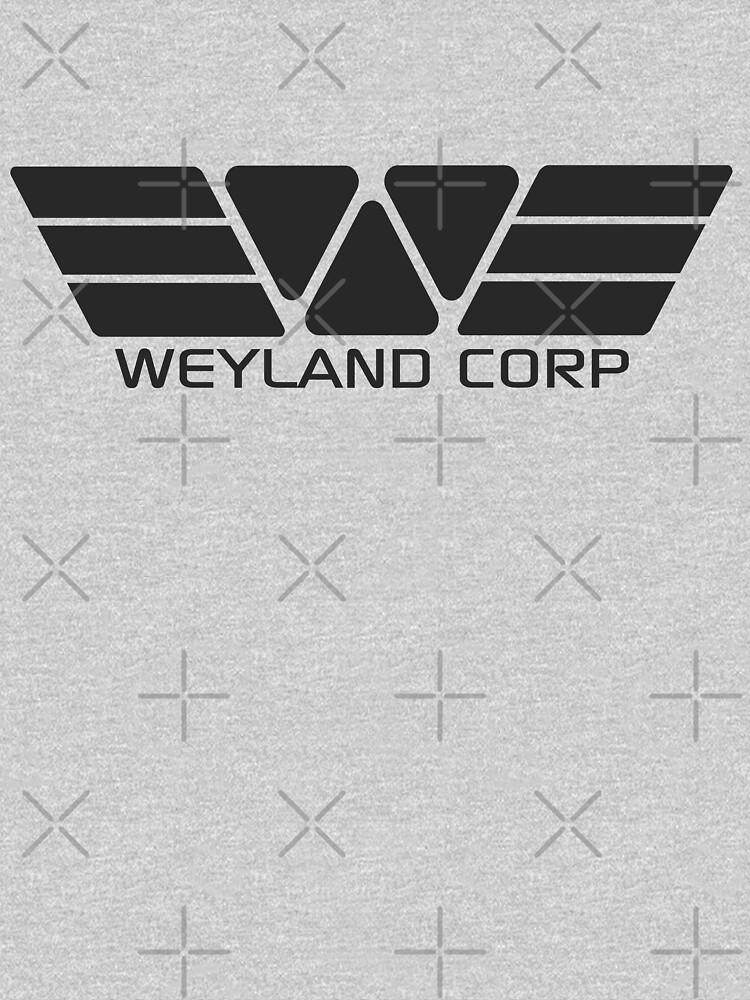 Weyland Corp logo - Alien - Grey | Unisex T-Shirt