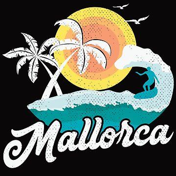 Mallorca by SixtieShirts