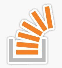 StackOverflow Logo Sticker