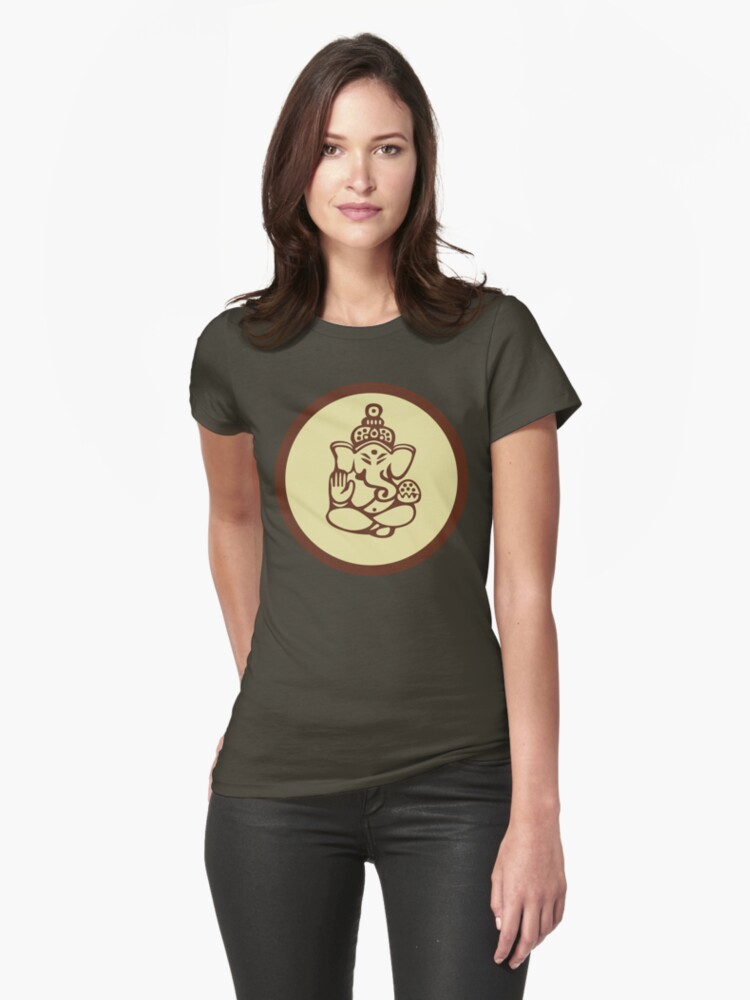 Hindu, Hinduism, Ganesh T-Shirt by T-ShirtsGifts