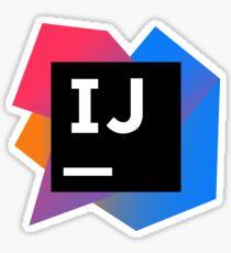 Intellij Logo Sticker