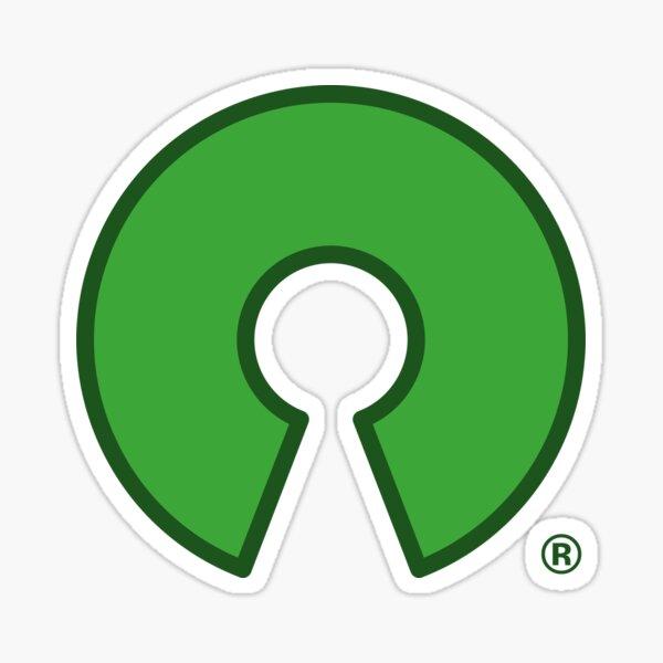 Open Source Logo Sticker