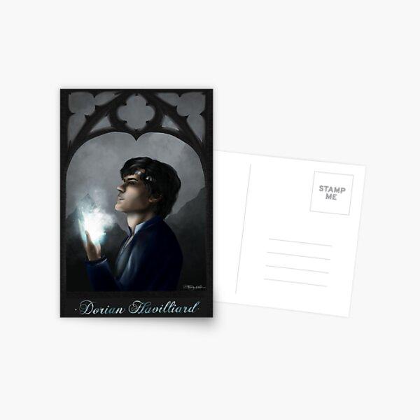 Dorian Havilliard Postcard