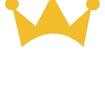 Basketball crown by Designzz